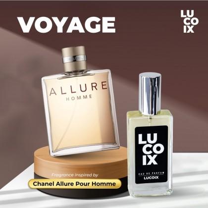 Lucoix - Voyage EDP Perfume (For Him) 【Ready Stock】