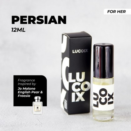 Lucoix - Persian EDP Perfume (For Her) 【Ready Stock】