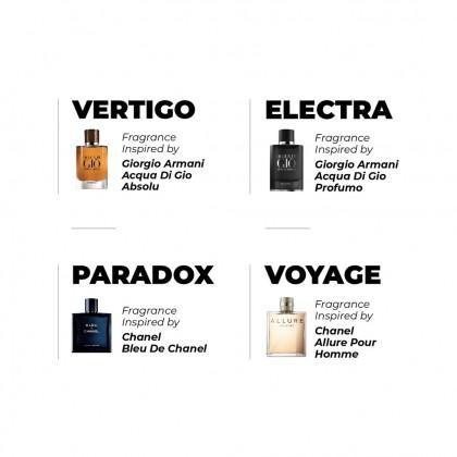 Lucoix - Paradox EDP Perfume (For Him) 【Ready Stock】