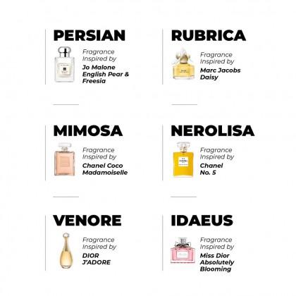 Lucoix - Idaeus EDP Perfume (For Her) 【Ready Stock】